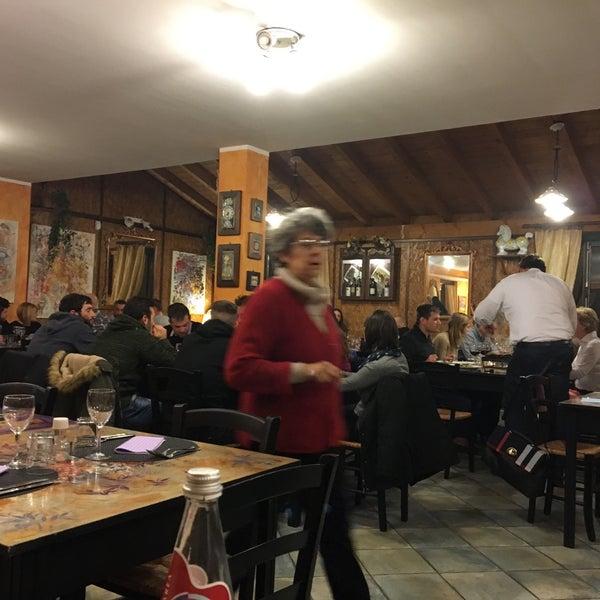 Foto scattata a Taverna dei Viandanti da Davide 🍷🍷 il 11/12/2016