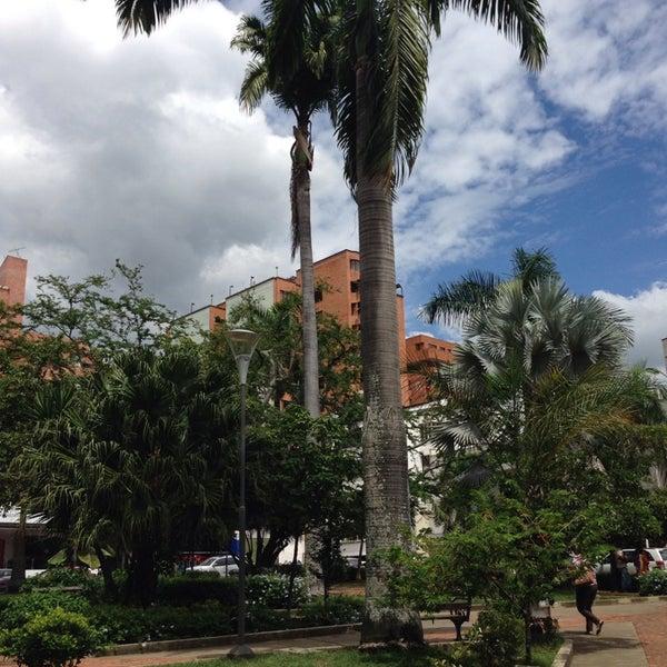 Photo taken at Parque Las Palmas by Vane G. on 11/6/2013