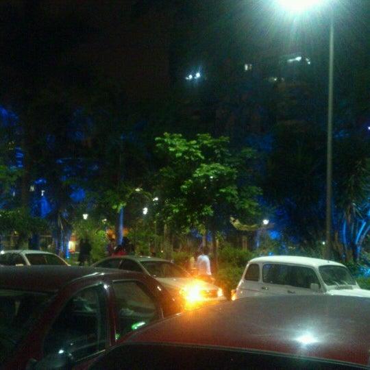 Photo taken at Parque Las Palmas by Vane G. on 3/24/2013