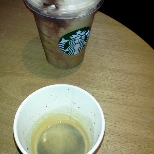 Photo taken at Starbucks by Bryan L. on 10/23/2012