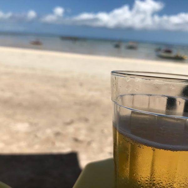 Foto tirada no(a) Praia de São Miguel dos Milagres por Luiz Henrique A. em 1/5/2018