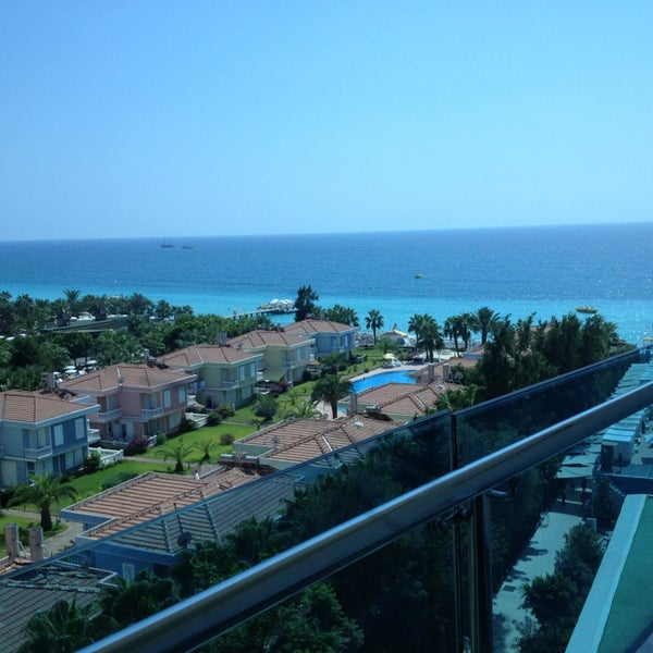 8/23/2013에 Hatice A.님이 Q Premium Resort Hotel Alanya에서 찍은 사진