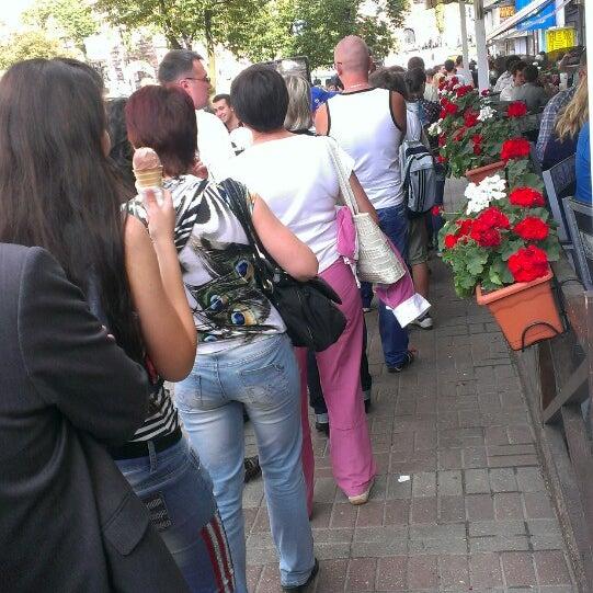 Foto tomada en Київська Перепічка / Kyivska Perepichka por Solomiia Z. el 5/26/2013