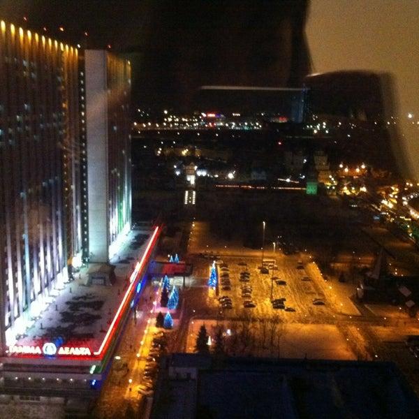 Снимок сделан в Измайлово «Альфа» пользователем Yana N. 12/25/2012
