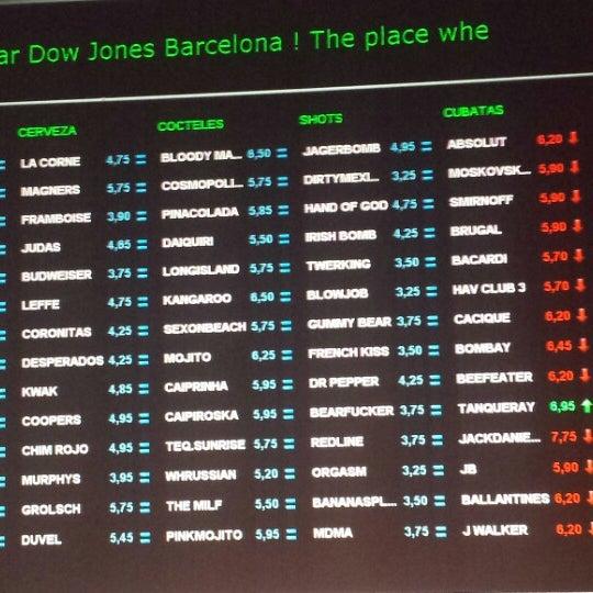 Foto tomada en Dow Jones por Elizabeth P. el 11/5/2013