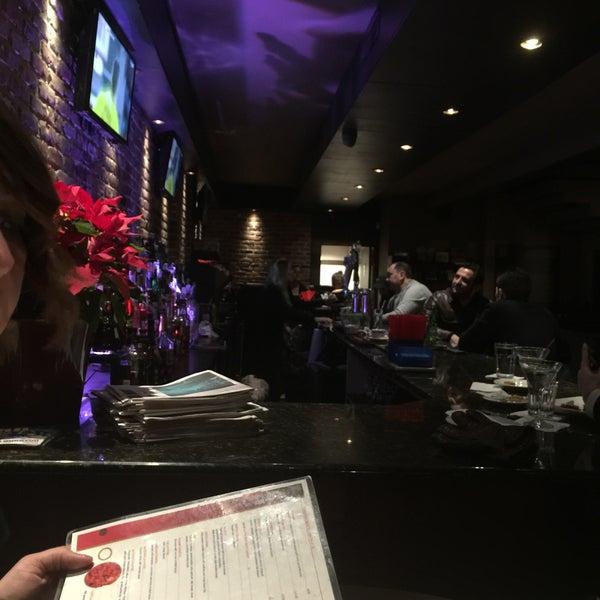 Photo taken at Plaza Lounge - Kitchen and Bar by Marija V. on 1/31/2015