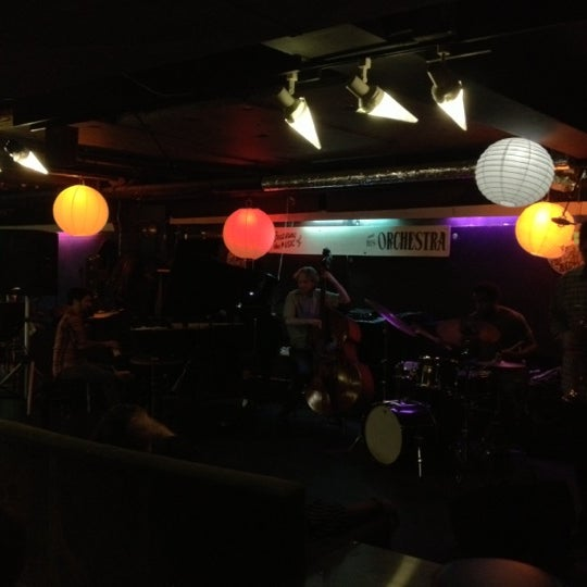 Photo taken at Fat Cat by R . on 10/19/2012