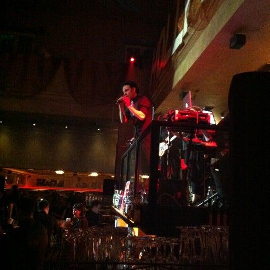Photo taken at Park Café by Arek O. on 1/1/2013