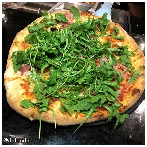 Photo taken at Tartini Pizzeria & Spaghetteria by Dafoodie on 4/11/2016