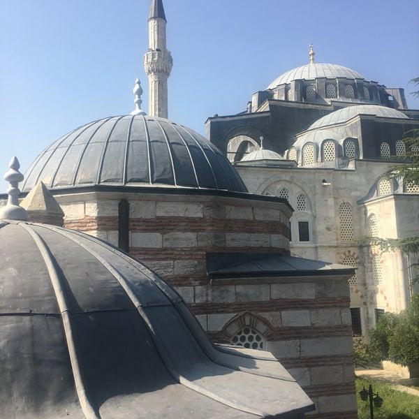 9/17/2017 tarihinde Ozkan U.ziyaretçi tarafından Kılıç Ali Paşa Hamamı'de çekilen fotoğraf