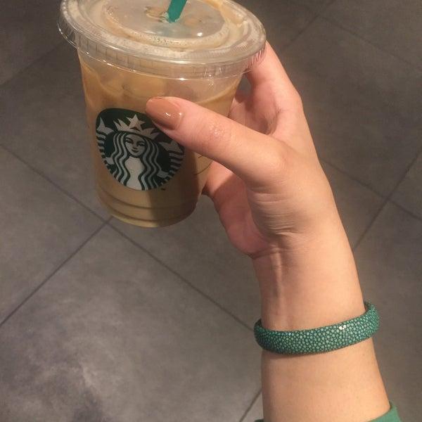 Снимок сделан в Starbucks пользователем 🌺 . 8/14/2018