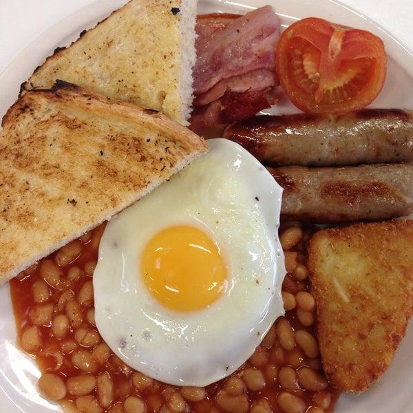 Sainsbury's Cafe - Carlisle, Cumbria