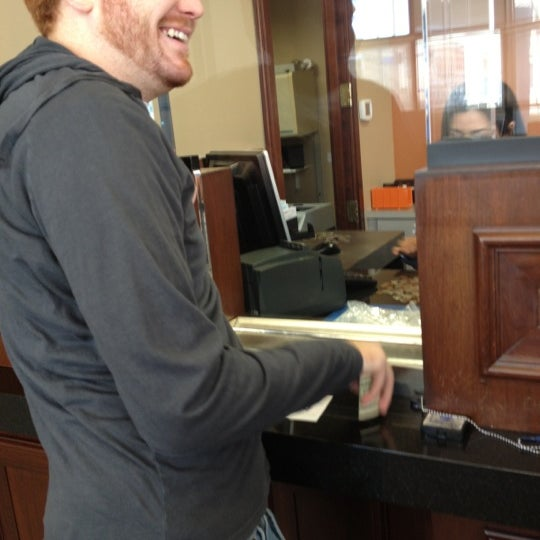 Photo taken at Chase Bank by Jake D. on 10/16/2012