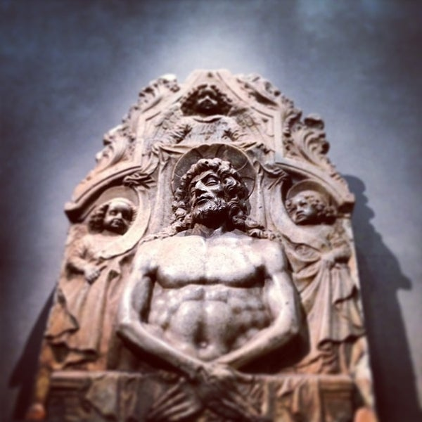 Photo taken at Walters Art Museum by Farid M B. on 12/25/2012