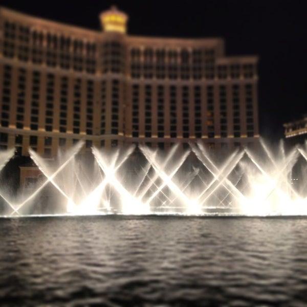 Photo prise au Bellagio Hotel & Casino par Farid M B. le7/27/2013