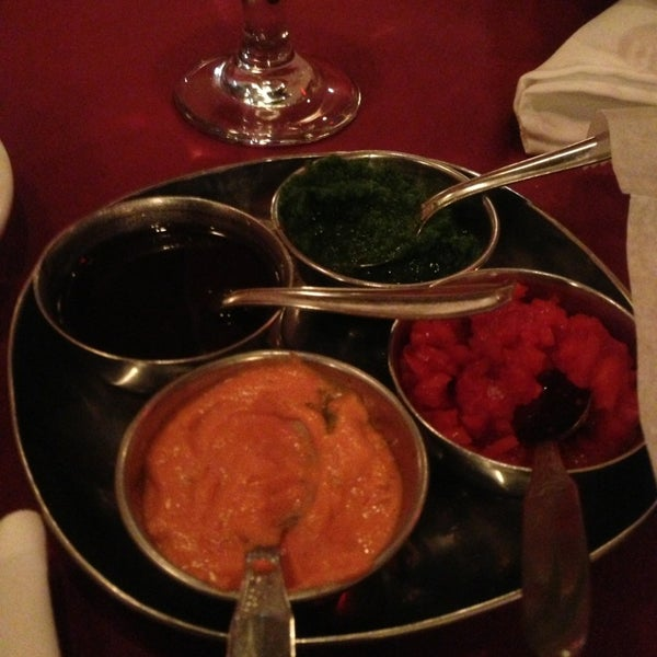 Bombay Indian Restaurant Md Lunch Buffet