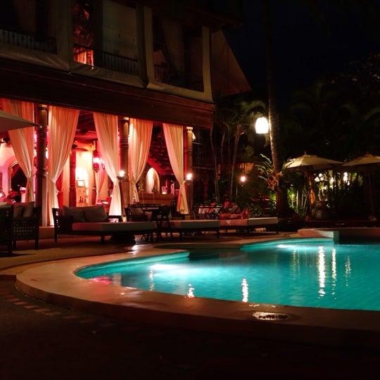 Das Foto wurde bei Zazen Boutique Resort & Spa von Anna B. am 1/8/2014 aufgenommen
