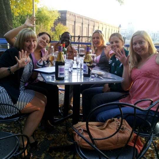Photo taken at Vic's by Tracie E. on 10/3/2012