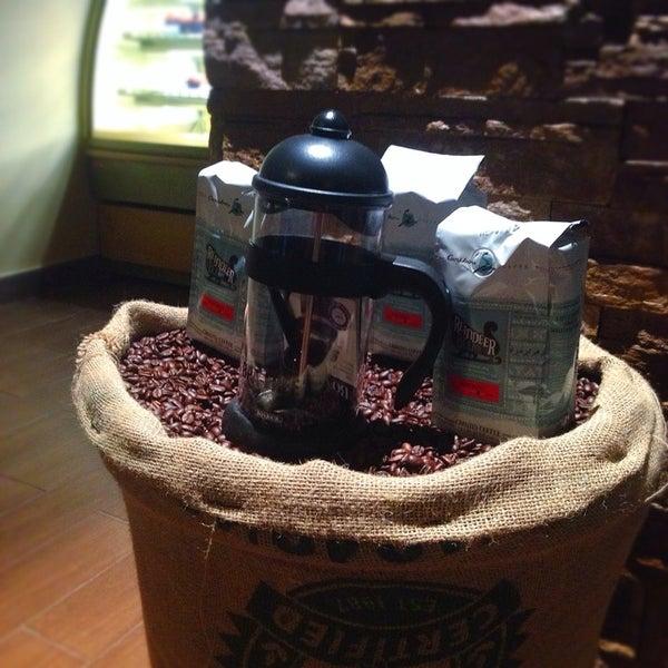 Caribou Coffee Doha