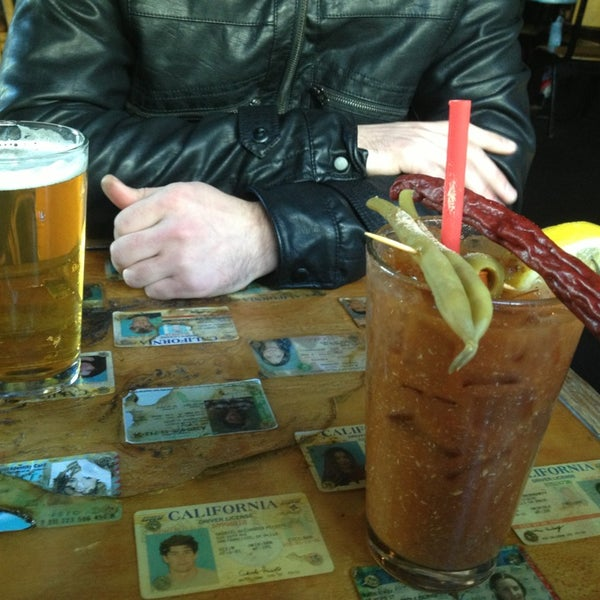 Photo taken at Bender's Bar & Grill by Elly H. on 1/13/2013