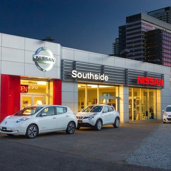 Southside Nissan Nissan Dealership In Vancouver Bc