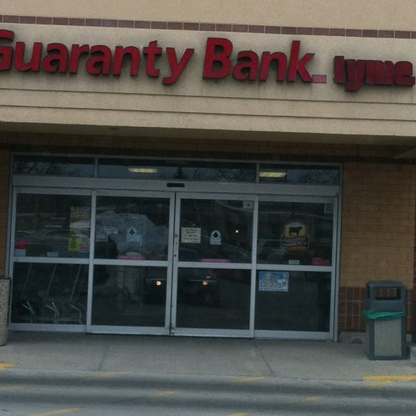 guaranty bank bank in west allis