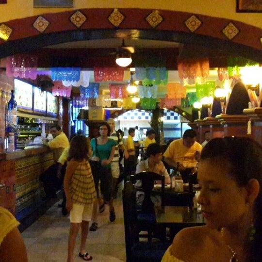 Foto tomada en La Parrilla Cancun por Wei L. el 7/5/2013