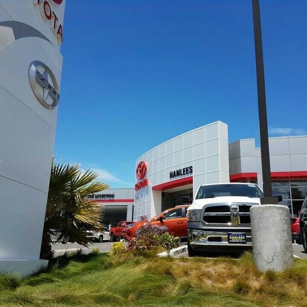 Hanlees Hilltop Toyota Auto Dealership