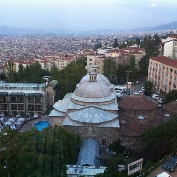 8/24/2013 tarihinde Halid K.ziyaretçi tarafından Anatolia Hotel'de çekilen fotoğraf