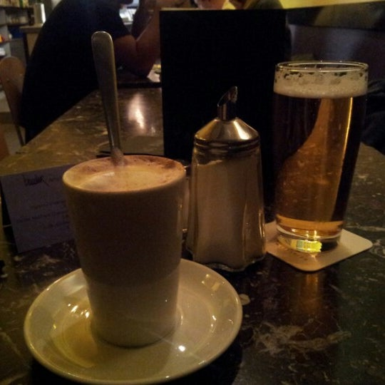 Das Foto wurde bei Baader Café von Joana K. am 10/23/2012 aufgenommen
