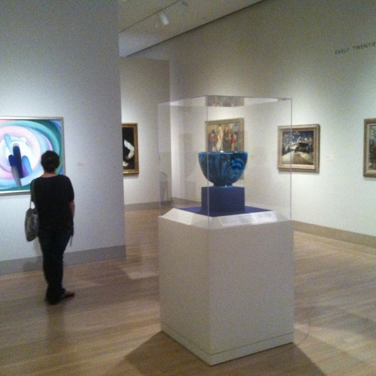 Photo taken at Dallas Museum of Art by Tad W. on 10/17/2012