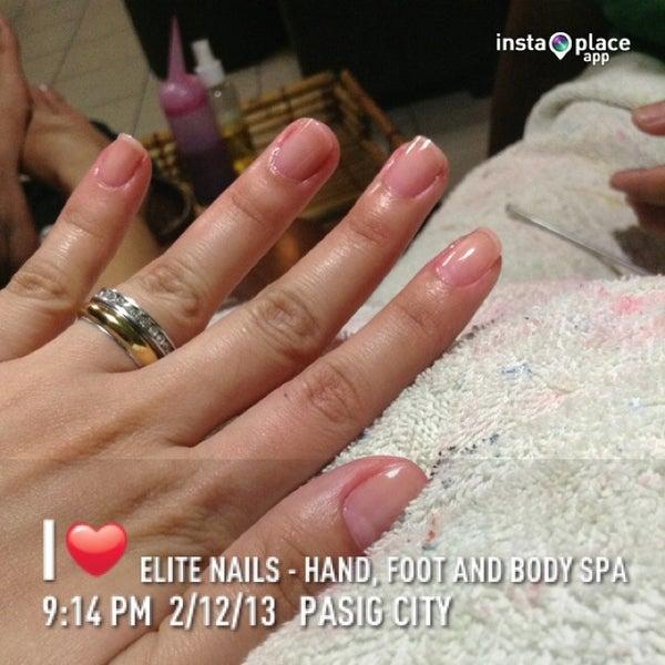 Photos at Elite Nails - Hand, Foot and Body Spa - Kapasigan - 16 tips