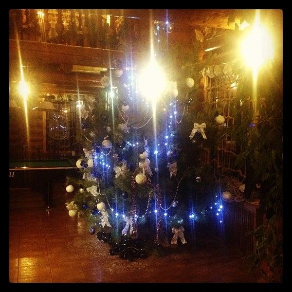 Снимок сделан в Петровский Бровар пользователем Antonina P. 12/29/2012