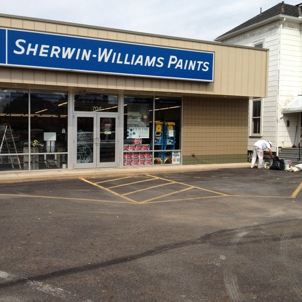Sherwin Williams Paint Store 6 Visitors