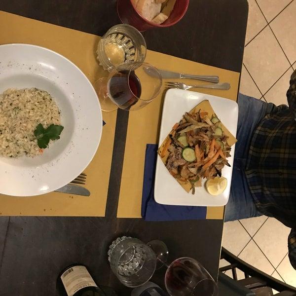 Белиссимо))) а на самом деле, уютный ресторанчик с адекватными ценами и хорошей едой