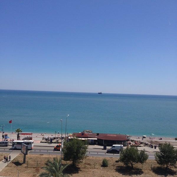 4/25/2013 tarihinde Bülent G.ziyaretçi tarafından Sea Life Resort Hotel'de çekilen fotoğraf