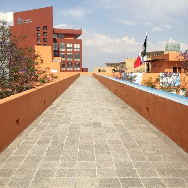 Foto tomada en Tecnológico de Monterrey por Juan C. el 4/2/2013