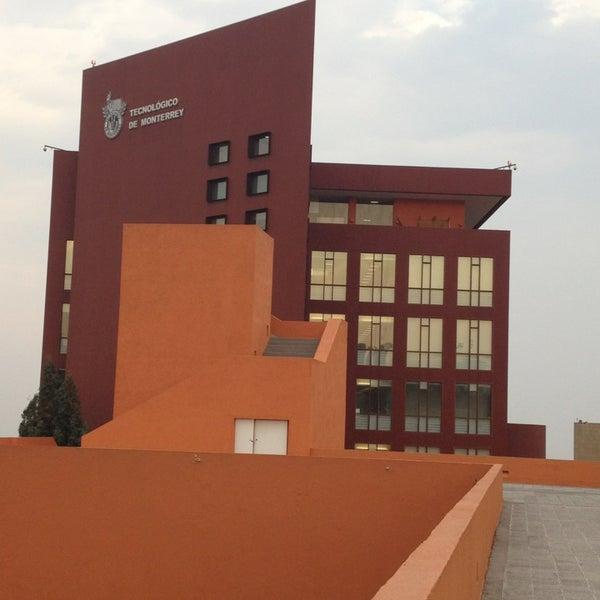 Foto tomada en Tecnológico de Monterrey por Juan C. el 4/17/2013