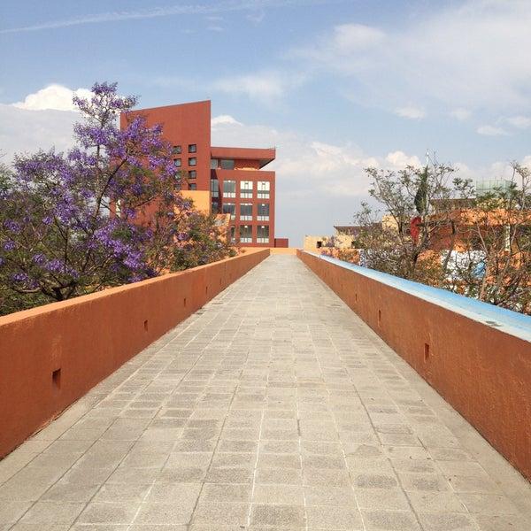 Foto tomada en Tecnológico de Monterrey por Juan C. el 5/8/2013