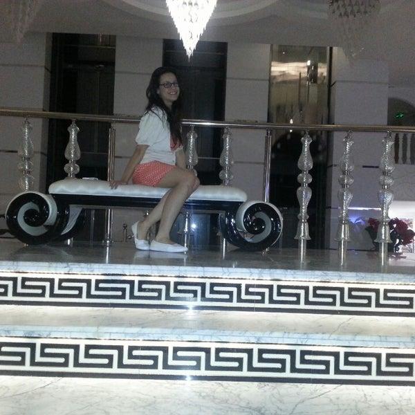 10/26/2013에 Özlem Şebnem A.님이 Q Premium Resort Hotel Alanya에서 찍은 사진
