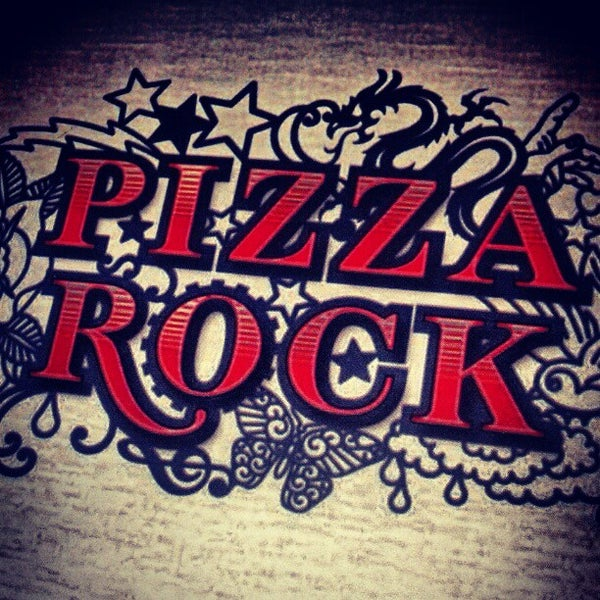 Photo taken at Pizza Rock by James d. on 10/11/2012