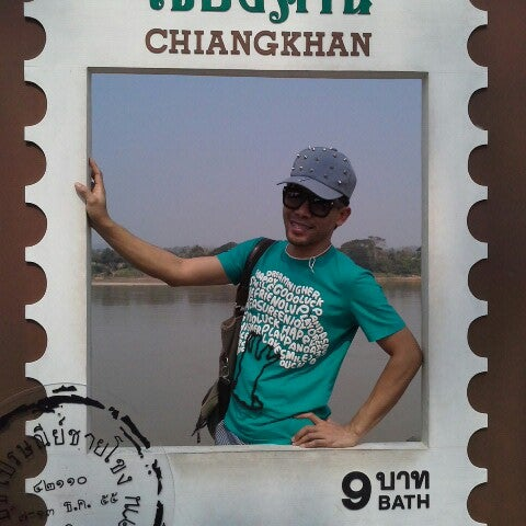 Photo taken at Thai Kan Eng Guest House by Samart C. on 1/24/2013