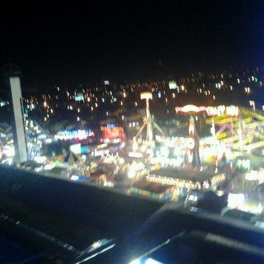 Foto tomada en Fiestas de Octubre por Carlos R. el 10/20/2012