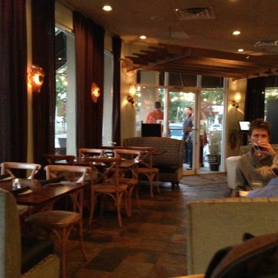Photo taken at MOSAIC Restaurant Charleston by Steven N. on 11/24/2012