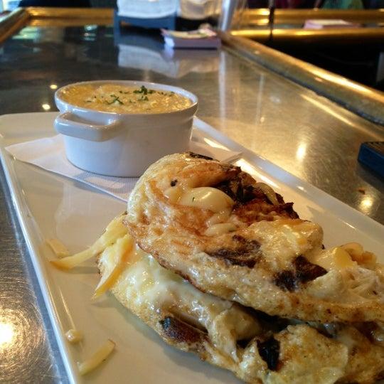 Photo taken at MOSAIC Restaurant Charleston by Steven N. on 11/18/2012