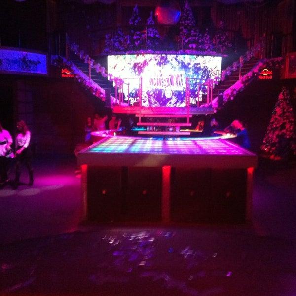 Снимок сделан в Клуб «Місто» / Misto Club пользователем Pasha P. 1/1/2013