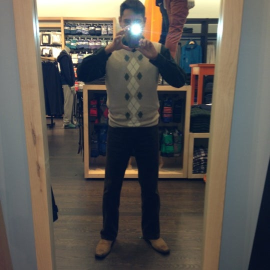 Photo taken at Gap by Moises M. on 11/7/2012