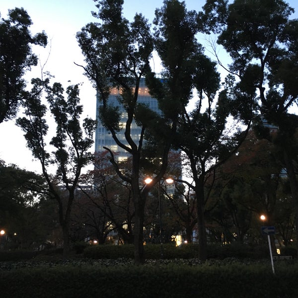 Photo taken at リバーパーク by Hiroaki N. on 11/11/2015