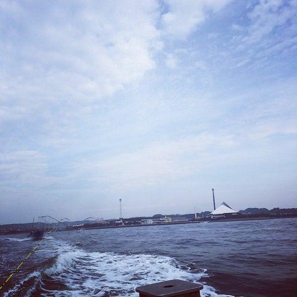 4/28/2015にschenkluが金沢八景 忠彦丸 釣船・釣宿で撮った写真