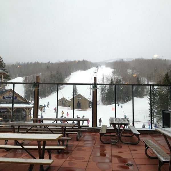 Photo taken at Bretton Woods by Chris H. on 2/27/2013